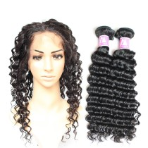 Unique Peruvian Deep Wave Hair 2pcs