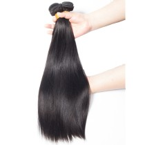 Hot Beauty Malaysian 2pcs Silky Straight Hair