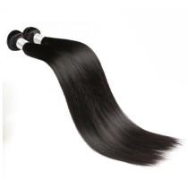 2pcs  Indian Virgin Silky Straight Hair 200g