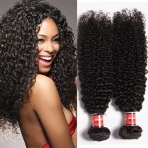 2pcs Brazilian Kinky Curl Hot Sale
