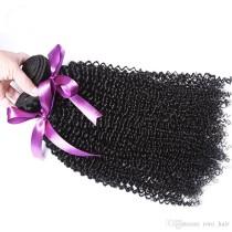 Good Malaysian Deep Curly Hair Weave 200g