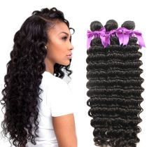 3pcs Mongolian Deep Wave