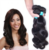 Hot Sale 3pcs Peruvian Virgin Hair Body Wave