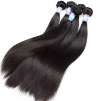 5pcs Quality Factory Price Peruvian Silky Straight