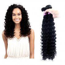 100% High Quality Indian Virgin Deep Curl 300g