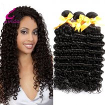 Indian Deep Wave Virgin Hair 300g