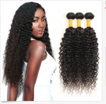 3pcs Indian Kinky Curl Hot Sale