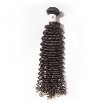 Cheap Malaysian Deep Curly Hair Weave 100g