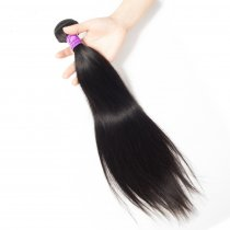 Hot Beauty Malaysian Silky Straight Virgin Hair 1pc