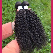 Good Sale 200g Indian  Curly Wave
