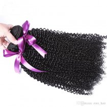 Good Malaysian Deep Curly Hair Weave 200g
