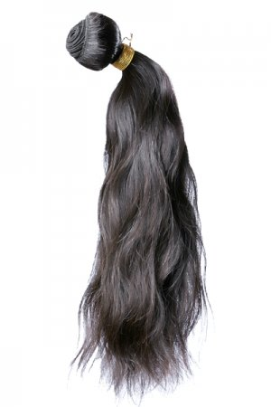 100% Unprocessed Virgin Malaysian Natural Wave  Hair  100g