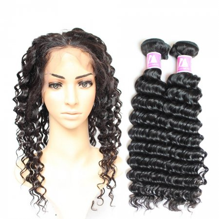 Unique Peruvian Deep Wave Hair 2pcs