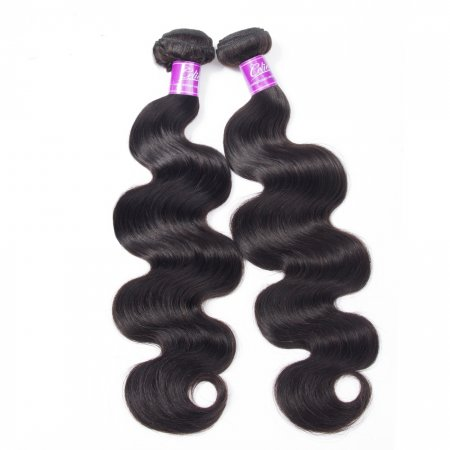 Factory Price Malaysina Virgin Body Hair 2pcs