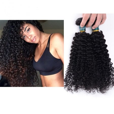 Beautiful and Generous Indian Virgin Deep Curl 200g