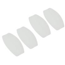 Closecret Women's Silicone Soft Bra Strap Cushions(2 pairs of  bra strap cushions)
