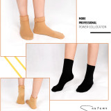 Women's Thicken Socks Fleece Ankle Nylon Slipper Socks(2 Pairs/Lot)