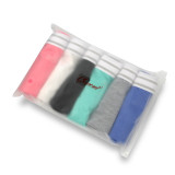 Closecret Women Comfort Cotton Sport Hipster Panty (Pack of 6)