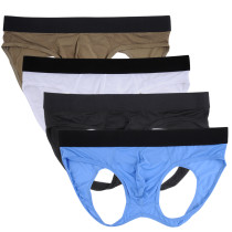 Closecret Men Underwear Hollow-Out Hip Buttock Athletic Supporter JockStrap