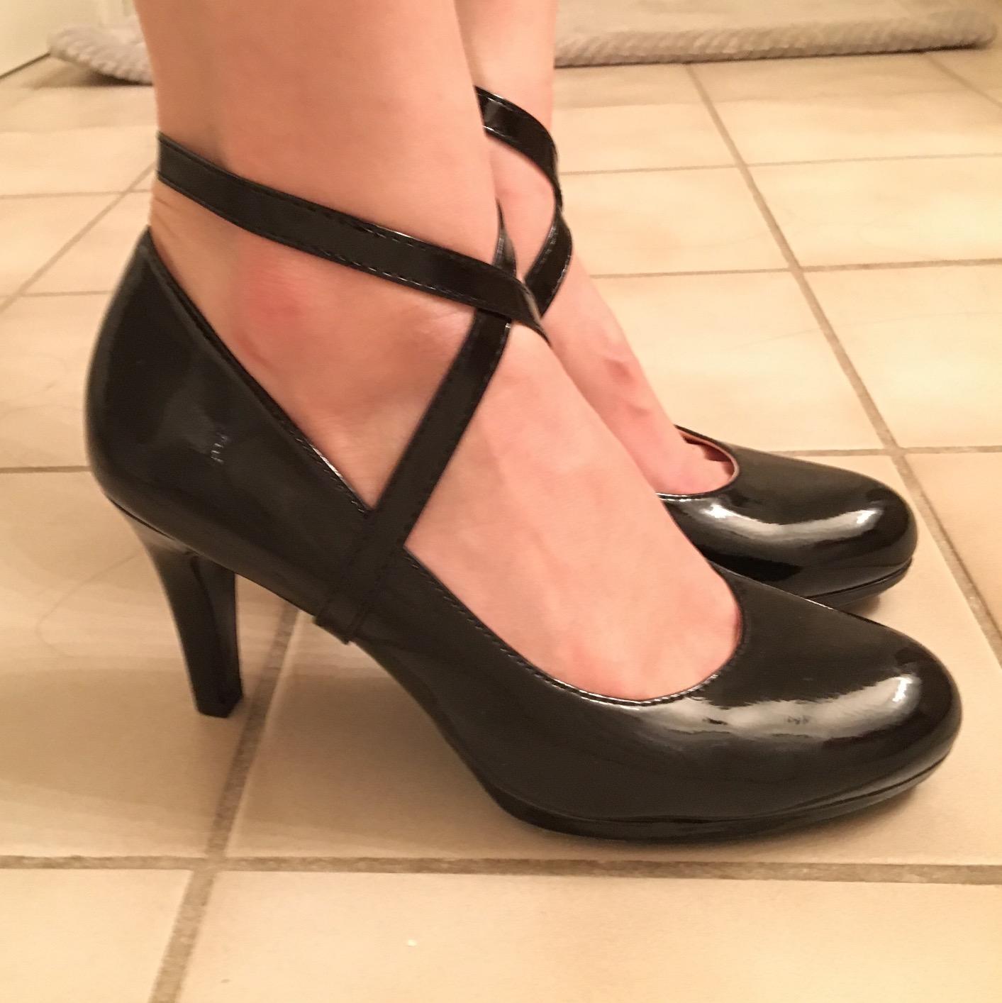 9ba1837bc8f Closecret Women s Detachable Anti-slip Anti-loose Shoe Laces for High  Heeled Shoes(