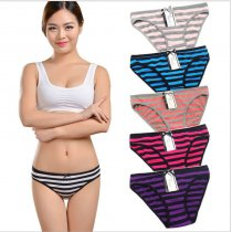 Free Shipping 6pcs/lot New Women's Cotton Panties Girl Briefs Ms. Cotton Underwear Bikini Underwear Sexy Ladies Briefs