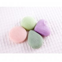 Konjac Natural Facial Sponge for Skincare Deep Pore Cleaner(Pack of 4)