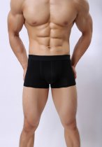 Closecret Men's Cotton Underwear Performance Sports Classic Boxer Briefs