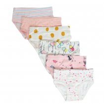 Closecret Kids Underwear Soft Cotton Toddler Panties Little Girls' Assorted Briefs