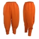 Fried Chicken Pants  2017 Ladies Fashion Loose Fancy Pants(pack of 1,Orange)