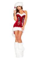 Santa Snowflake Costume L7073
