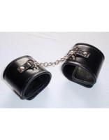 Leather Wrist Restraints TY014