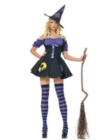 Magic Spell Witch Costume L1123