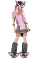 Deluxe Pink Elephant Dress L1329
