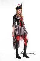 Deluxe Sexy Pirate Costume L15350