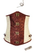 New Steel Boned Corset L4256