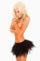 Black Short Petticoat TY030-1