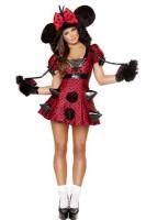 Rebel Mouse Dress L1033