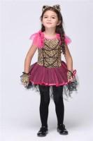 Girls Halloween Performance Costume L15292