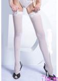 Sexy White Stocking L9020