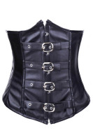 Sexy Leather Corset L4251