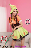 Sexy Scarecrow Costume L15189
