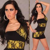 Plus Size Party Minidress P2398-2