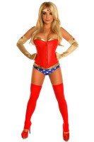 Wonder Women Costumes L15326