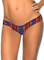 Sexy V Style Brazilian Mini Thong L91292-13