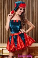 Sexy Christmas Dress L70928