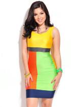 Fashion Bodycon Dresses L2749-1