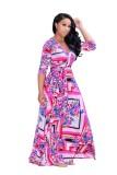 Sophie Wrap Dress L51400-1
