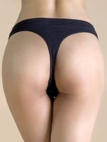 Sexy Black Panty L91284