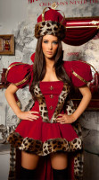 Fantasia Rainha, Super Luxo Cosplay L1380