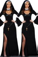 Adult Women Nun Costume L15316